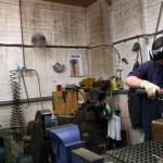 UK manufacturing sees weak start to 2016