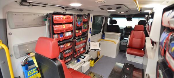 australian smart ambulance to revolutionise communications with hospital emergency. Black Bedroom Furniture Sets. Home Design Ideas