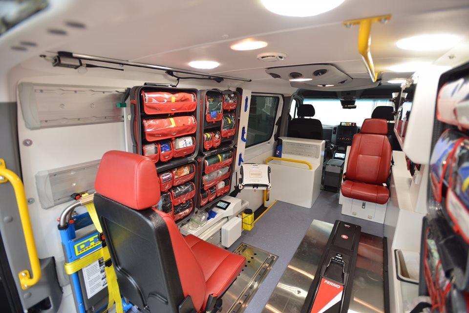 australian smart ambulance to revolutionise communications