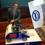 Mobile 3D printer could automatically fill in potholes [VIDEO]