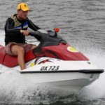 WA students build battery-powered jet ski