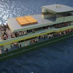 Incat Tasmania to build six Sydney ferries