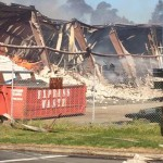 Sydney furniture factory destroyed by fire