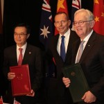 Free Trade Agreement with China signed