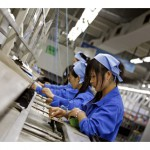 Chinese industry gets an overhaul but there's no end in sight to cheap labour
