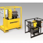 Enerpac introduces new split flow pumps