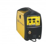Portable MIG welder offers multi-process capabilities