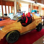 China makes its first 3D printed car [VIDEO]