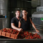 Rebello founders launch Australia's first commercial frozen berry line