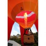 Sydney hot air balloon manufacturer one of very few worldwide