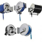Tecpro introduces stainless steel retractable hose reels made for performance and reliability