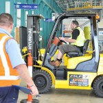The 2014 National Forklift Championships