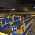 Airport baggage handling system receives an upgrade