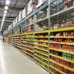 Dexion delivers earthquake proof racking solution to PAK'nSAVE Blenhiem store