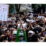 Hundreds demonstrate against chemical plant in China