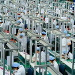 China manufacturing continues to shrink