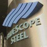 BlueScope Steel posts small profit
