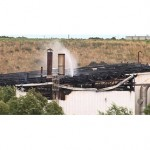 NZ rendering plant gutted by fire