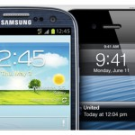 Apple and Samsung in patent retrial