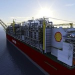 The world's first floating LNG plant taking shape: Shell
