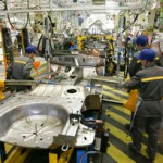 UK automotive manufacturing on the rise
