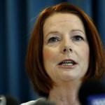 Gillard signals strengthening ties with China