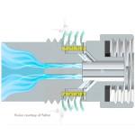 CSIRO expertise in water-saving shower nozzle