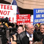 Steel industry set for a mass strike