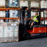 "Pacific BioLogics swaps diesel for ""green"" forklift"