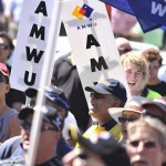 WA manufacturing workers rally for mining jobs