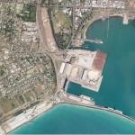 Liquid pitch tank leak at Port of Portland