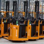 Toyota tops world ranking for global material handling equipment supplier