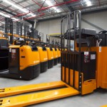 TMHA retains counter-balance forklift lead
