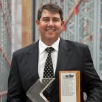 Warehouse design company wins solutions distributor of the year award