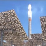World's first: Spain solar plant produces electricity at night