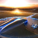 New spaceship factory paves way for space tourism