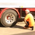 On-site tyre maintenance to revolutionise fleet service