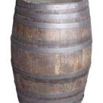 Young barrel maker left disfigured