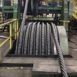 Twisting the history of steel wire rope