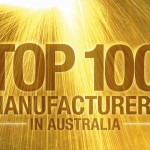 The top 100 manufacturers in Australia
