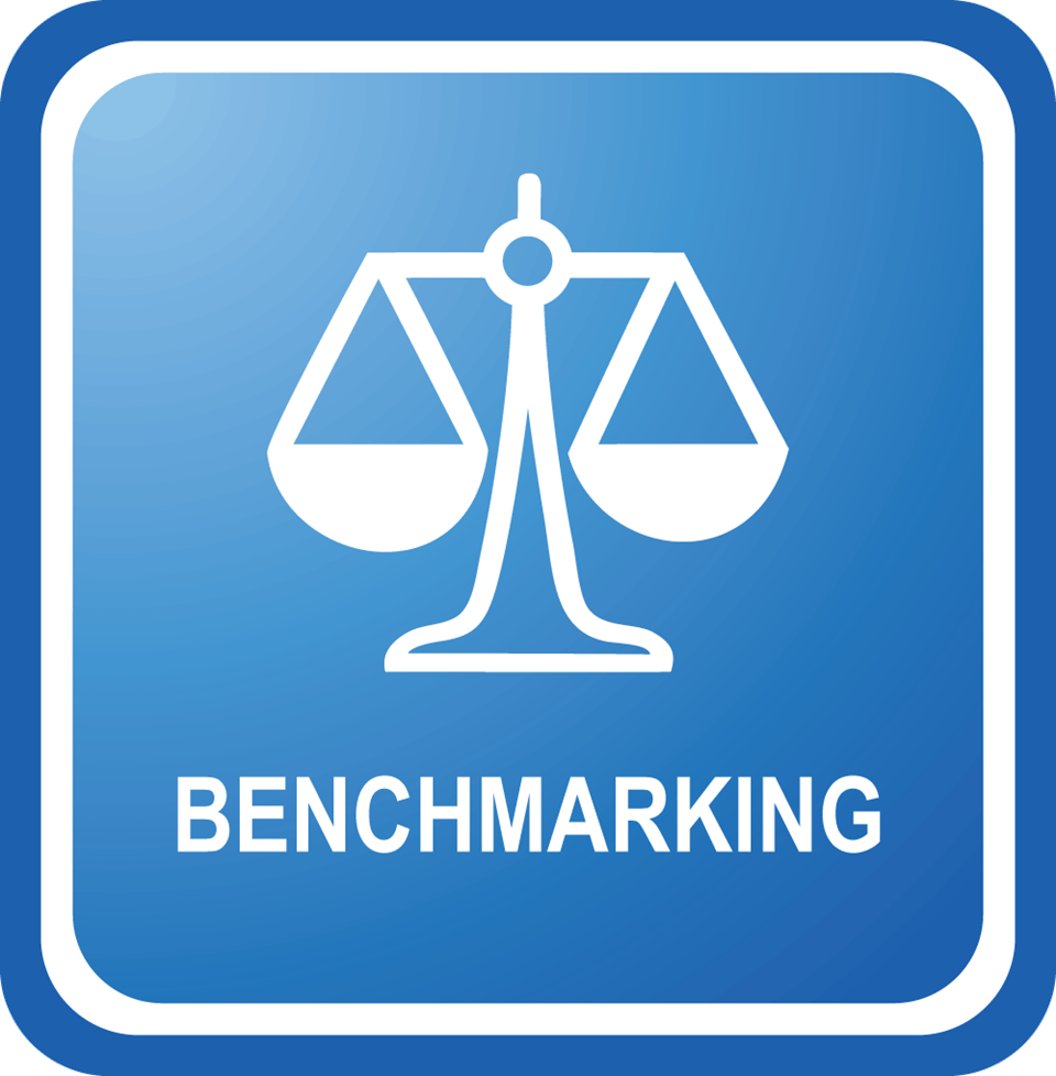 benchmarking Benchmarking can be used to compare the experience in areas or hospitals of  your choice to the national average, state average, or to the rate in other areas or .