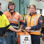 Industry's future in young hands