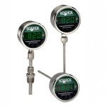 New Noshok digital temperature indicators from AMS Instrumentation and Calibration