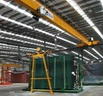 Modular Cranes installs six overhead cranes for new Glassworks facility in Dandenong