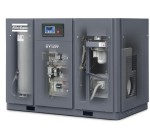 Atlas Copco oil-injected vacuum pump system