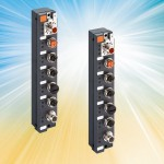 New I/O module for safety applications