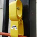 Improved safety in magnetic cable hangers