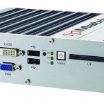 Fanless embedded computer
