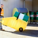 Poly-Dolly beats the drum on safety and injury prevention