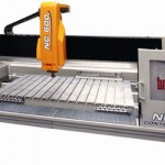 Compact profiling machine